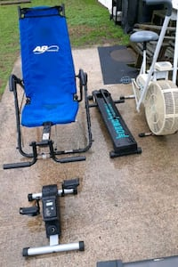 Workout equipment  All for $100