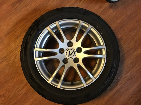 Used Acura RSX Base Wheels For Sale In Lincolnshire Letgo - Acura rsx wheels