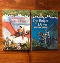 Magic Tree House Books $5 each
