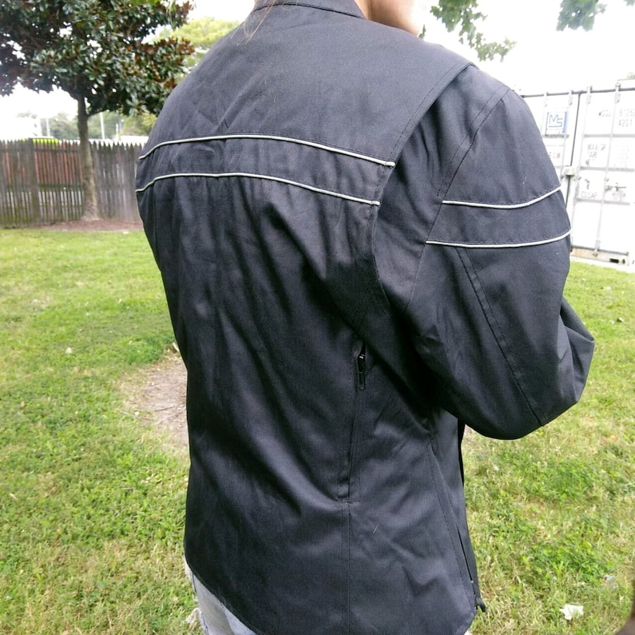 brand new motorcycle jacket