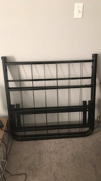 Black metal Twin bed frame  *Pick Up Only* Corpus Christi, 78411