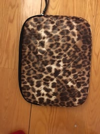 Guess Leopard Laptop Case
