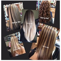 HAIR COLORS-/Hair Extensions