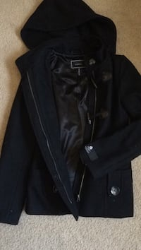Le Chateau wool winter coat like new condition