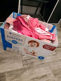 Baby girl clothes 3/6 months - 9 months Las Vegas, 89110