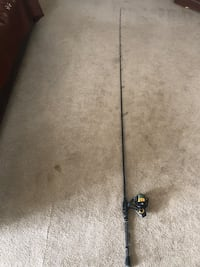Phenix feather with penn spinfisher 2500  Escondido, 92027