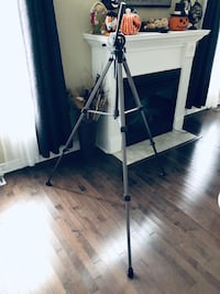 Optex T565 Photo Video Tripod with 3 Way Pan & Tilt Head London, N5V 5J4