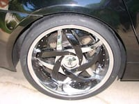 "20"" Hipnotic Wheels are Tires   Springfield, 22153"