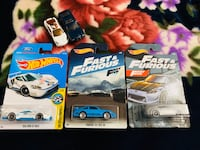 Fast & Furious and Hot Wheels (Need Gone) Brampton, L6P 2P4