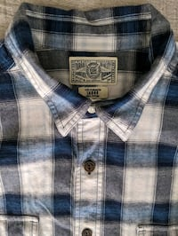 Lucky Brand Flannel Shirt Fairfax, 22031