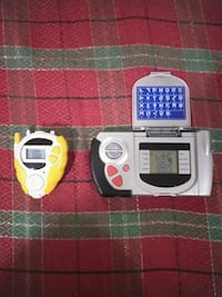Digimon D3 digivice and D terminal