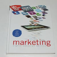 Gently Used Marketing Textbook 2011  Mississauga