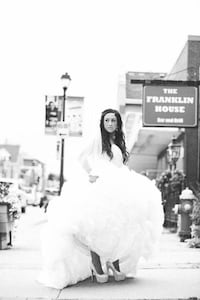 BEST OFFER - Couture Wedding Gown