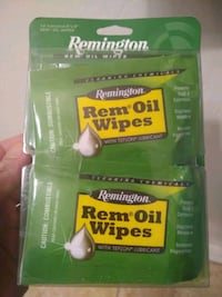 Remington oil wipes Las Vegas, 89122