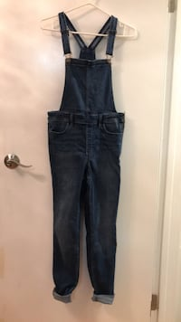 Hollister 90s style overalls (Small) Vancouver, V5V 3P8