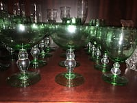 Vintage Green Glasses Barrie, L4M 7J8