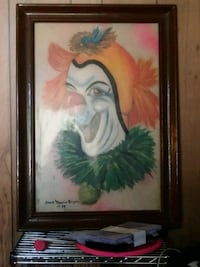 #3 Clown painting Anchorage, 99501