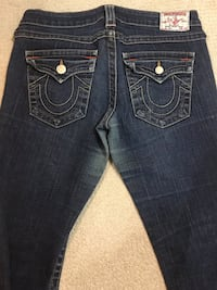 Woman's True Religion Jeans size 29 in excellent condition Ladner, V4K 2Y7