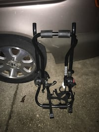 LNEW trunk mount 4 bike rack only 40 Firm