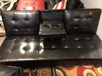 Black Friday Sale! Sofa Bed With Hidden Cup Holders New York, 11435