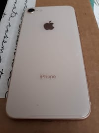 ROSE GOLD IPHONE 8 64 GIGS (T-MOBILE ) Chesapeake, 23321