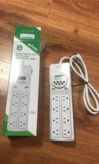 Power strip with timer  Baltimore, 21209