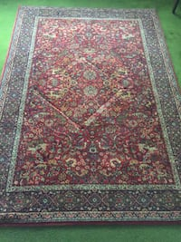 """Red oriental rug france 54"""" x 76"""" Baltimore, 21234"""