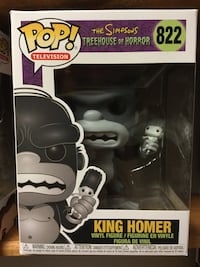 Treehouse of Horror King Homer Funko Pop Figure (Box crease) Cambridge, N1P 1A8