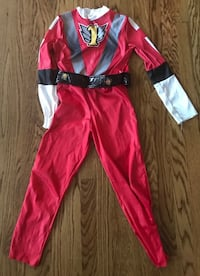 Power Ranger Costume - Youth Small - 83rd & K7, XP Lenexa, 66227