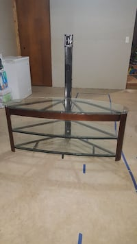 Tv stand with mount Gregory, 48137