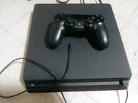 black Sony PS4 console with controller Winter Haven, 33880