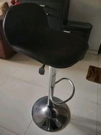 black leather padded bar seat Mumbai, 400064