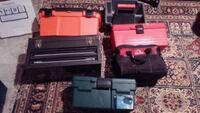 Tool Boxes $40 obo Charles Town, 25414