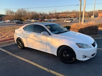 Rare Manual Lexus is250 Independence