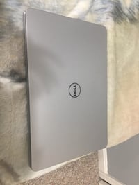 white and gray HP laptop Springfield, 22150