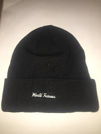 black and white knit cap Barrie, L4M 5T7
