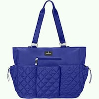 New Baggallini On The Go Diaper Bag  Jersey City, 07304