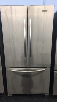 stainless steel french door refrigerator Toronto, M3J 3K7
