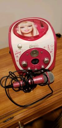 Barbie CD Player with Mic Laval, H7T 2M2