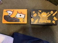 The Simpsons Original Treehouse of Horrors -VR Viewer Google Cardboard