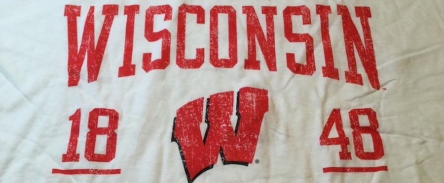 Wisconsin Badgers Established Shirt 7be49ee9-9c4a-4422-b7b0-801e405501df