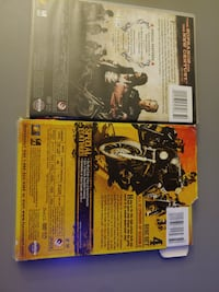 Sons of anarchy seasons 1 and 2