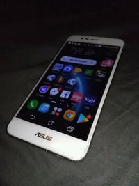 white LG Android smartphone with box Edmonton, T6J 2E9
