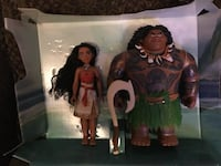 Maui and Moana  Denver, 80229