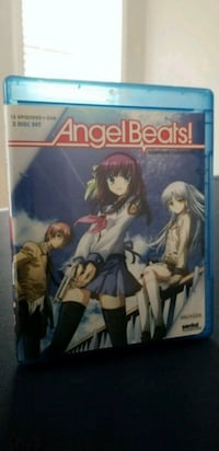 Angel Beats, The Complete Collection. Anime.