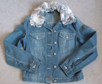 women jeans jacket Mississauga, L5M 0P4