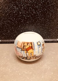 Royal Doulton Disney Winnie The Pooh Piggy Bank Toronto, M6C 2L7