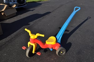 Fisher Price Push or Ride Tricycle
