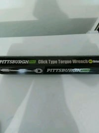 Pittsburgh torque wrench Suffolk, 23435