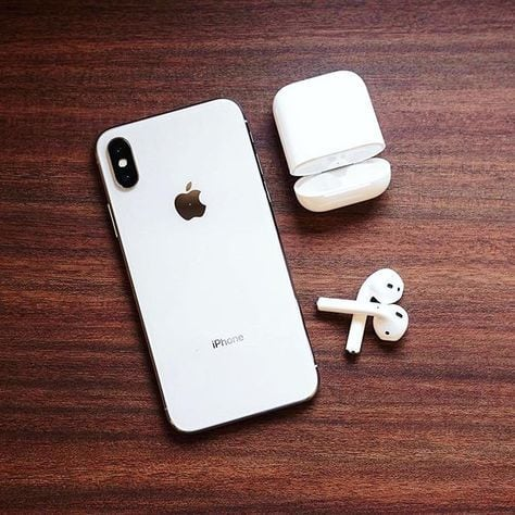 PACKAGE DEAL! iPhone X with AirPods